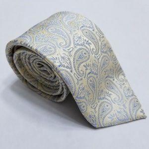 Michael Kors silk neck tie - paisley